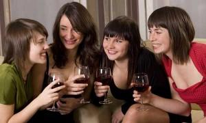 kobiece alkohole